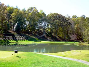 One of the Favorite Par 3s at LGCC