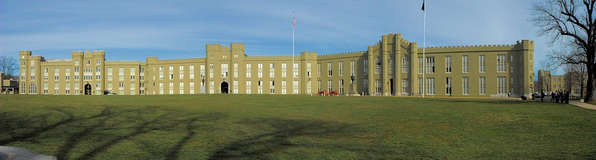 VMI - Virginia Military institute - Lexington, Va