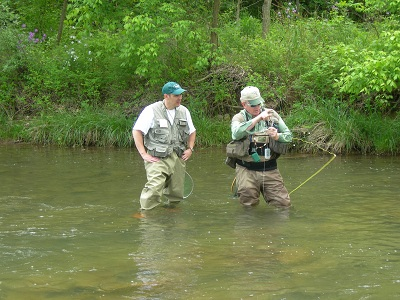 Learn to Flyfish April-May